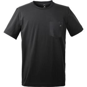 DIDRIKSONS Denny T-Shirt Heren, zwart